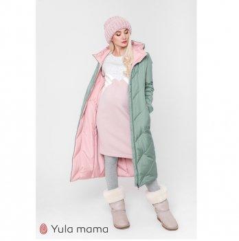 Зимняя куртка для беременных двухсторонняя MySecret Tokyo Оливковый OW-49.021