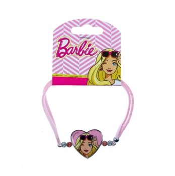 Браслет Arditex Disney Барби Arditex светло-розовый