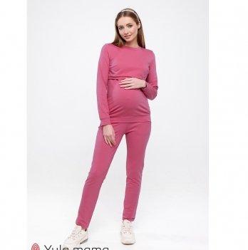 Спортивный костюм для беременных и кормящих MySecret Kortney Розовый ST-49.052