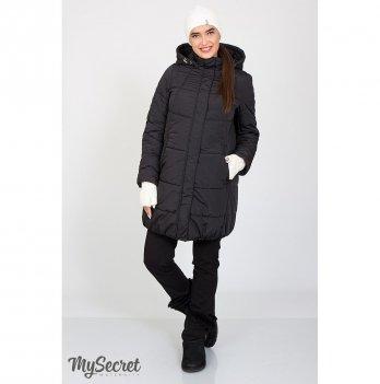 Зимняя куртка для беременных MySecret Jena Черный OW-46.091