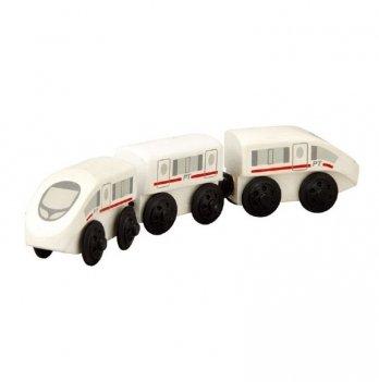 Деревянная игрушка PlanToys® Экспресс-поезд