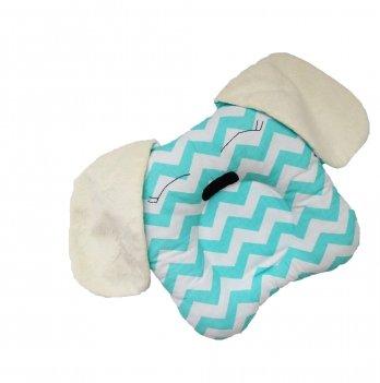 Подушка для новорожденных, Merrygoround, Dog mint