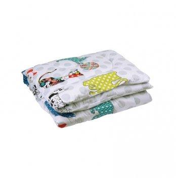 Одеяло детское силиконовое Руно Cat 140х105 см