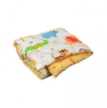 Одеяло детское силиконовое Руно Jungle 140х105 см