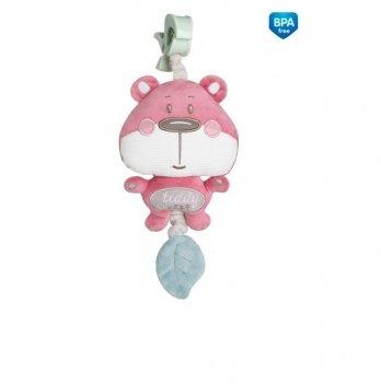 Музыкальная игрушка в коляску и кроватку Canpol babies Pastel Friends Розовый 68/069
