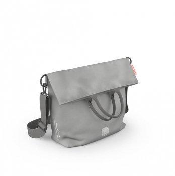 Сумка для коляски Greentom Diaper Bag, серая