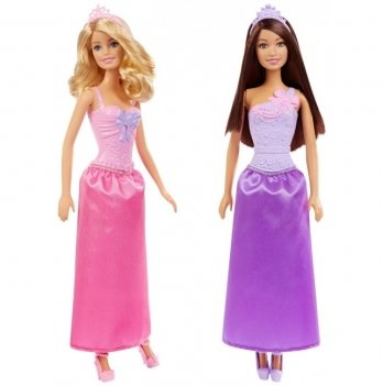 Принцесса, Barbie