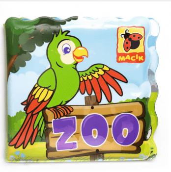 Книжка для купания Macik Zoo