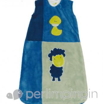 Спальный мешок плюшевый, пушистый Домашние животные Perlimpinpin