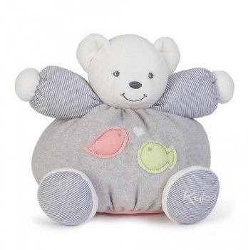 Мягкая игрушка Kaloo Мишка с птичками, маленький, Zen