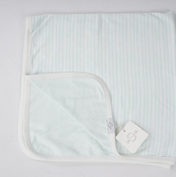 Пеленка-одеяло велюр ТМ Sasha 115/9