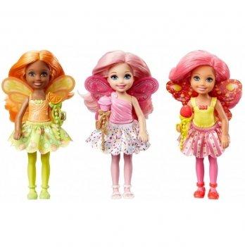 Куколка Челси из  Дримтопии, Barbie (в ас 3)