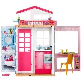 Портативный домик, Barbie