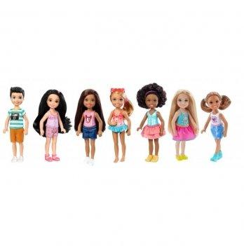 Куколка Челси и друзья, Barbie ас.(7)