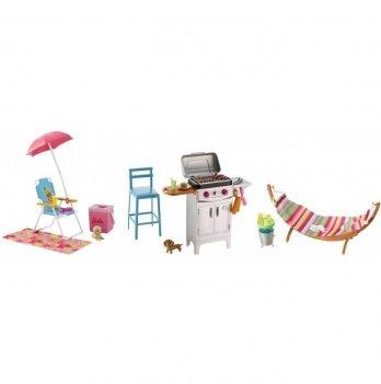 Набор мебели для пикника, Barbie