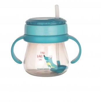 Чашка с силиконовой трубочкой Canpol babies 56/517 250 мл