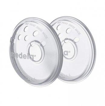 Накладка защитная вентилируемая на грудь Medela 008.0042 2 шт