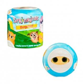 Мягкая игрушка-сюрприз Springlings - Забавные зверята Little Tikes 649288