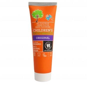 Органическая зубная паста Urtekram для детей Original 83906 75 мл