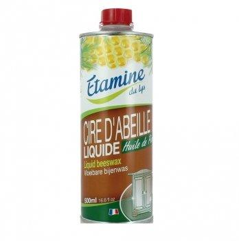 Средство для ухода и полировки мебели Etamine du Lys 0543010 Пчелиный воск 500 мл
