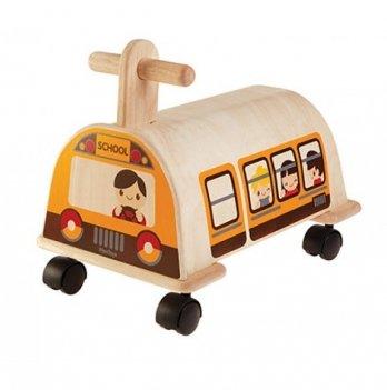 Деревянная игрушка PlanToys® Электробус
