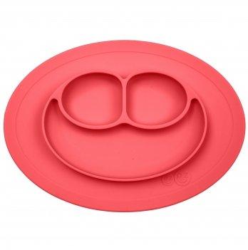 Коврик тарелка EZPZ Mini Mat Красный