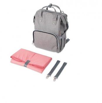 Рюкзак для коляски Canpol babies Lady Mum Серый 50/103