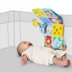 Развивающий центр для кроватки Весёлые друзья, Taf Toys, звук, свет