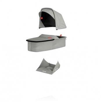 Текстиль для люльки Greentom Upp Carrycot С цвет Grey