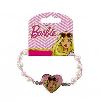 Браслет Arditex Disney Барби розовый