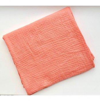 Муслиновая пеленка Embrace персик