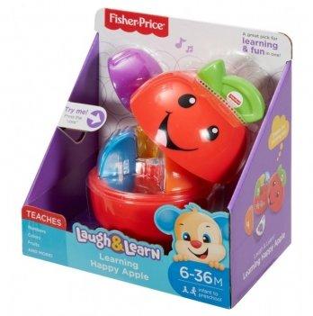 Развивающая игрушка Fisher-Price Умное яблочко, украинский язык