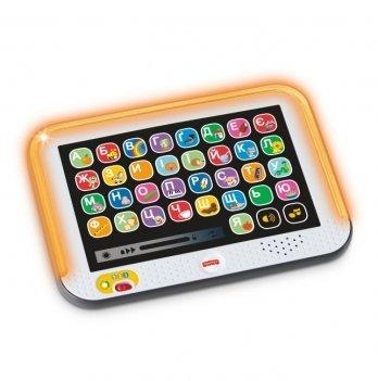 Интерактивная игрушка Fisher- Price Умный планшет с технологией Smart Stage, украинский язык