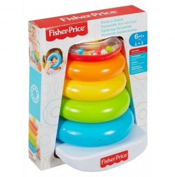 Пирамидка Fisher- Price