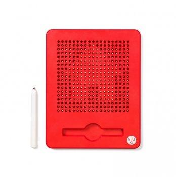 Магнитная доска Kid O для рисования, 3+ (цвет красный)