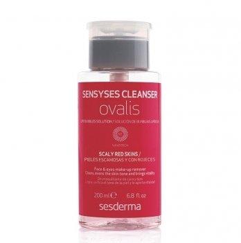 Лосьон для очищения кожи лица Sesderma Sensyses Cleanser Ovalis, липосомальный, 200 мл