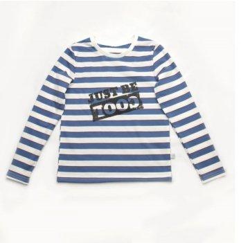 Реглан для мальчика Модный карапуз Синий 03-00994