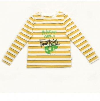 Реглан для мальчика Модный карапуз Желтый 03-00994