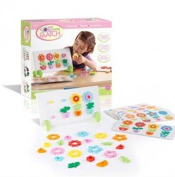 Игровой набор Manipulatives Guidecraft G5090 Цветы