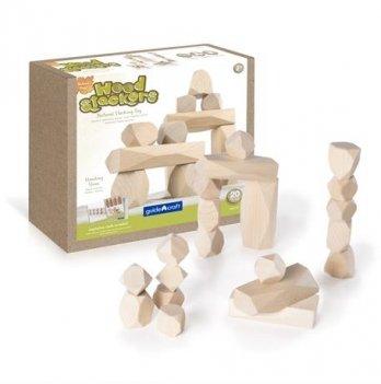 Набор деревянных блоков Natural Play Guidecraft G6772 Стоунхендж