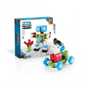 Конструктор IO Blocks Guidecraft G9601 114 деталей