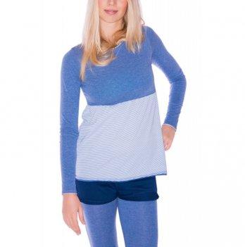 Туника Zen Wear Галлия голубая