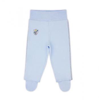 Ползунки-штанишки для мальчика Smil, возраст от 6 до 12 месяцев, голубые