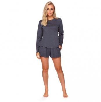 Пижама женкая Dobranocka PM.4147 Graphite