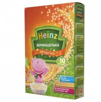 Вермишелька детская Heinz звездочки 340 г