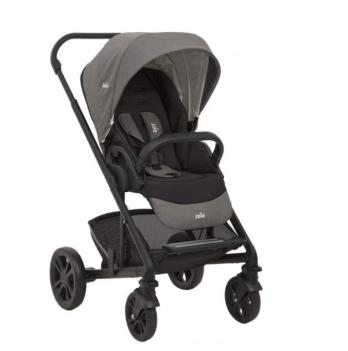 Прогулочная коляска Joie Chrome Foggy Grey, цвет серый