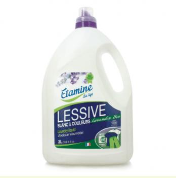Жидкий стиральный порошок Etamine du Lys Лаванда, 3 л