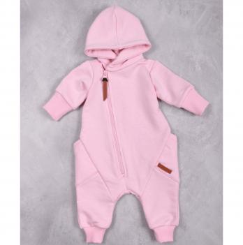 Комбинезон детский для девочки Торнадо Magbaby 3-18 месяцев Розовый