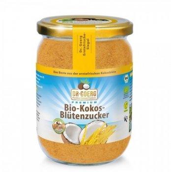 Органический премиальный сахар из кокосовых цветов,280гр