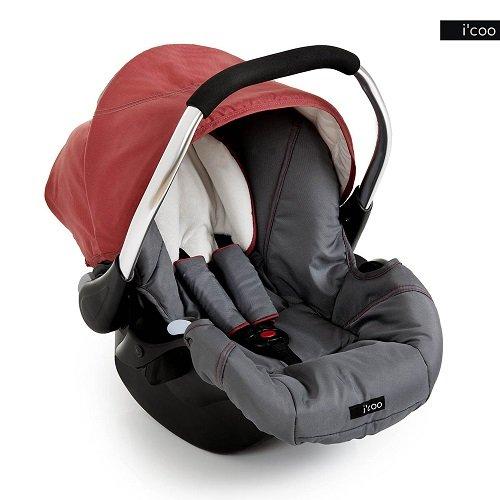 Автокресло BRITAX-ROMER iCoo Comfort bossa/nova